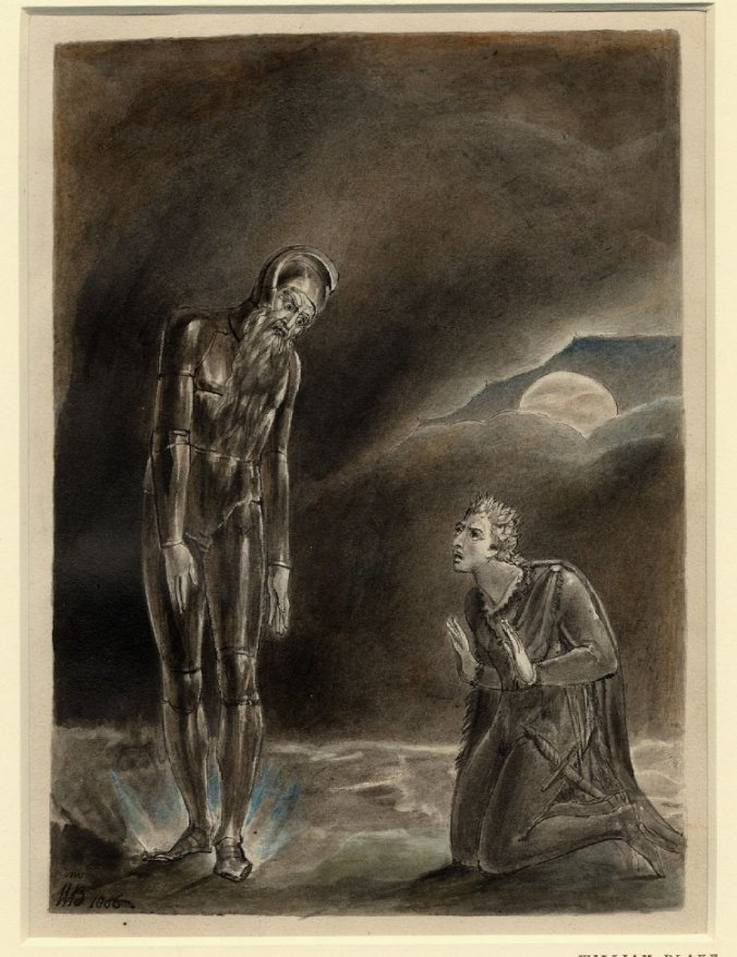 William_Blake_Hamlet_and_his_Father's_Ghost_1806_British_Museum